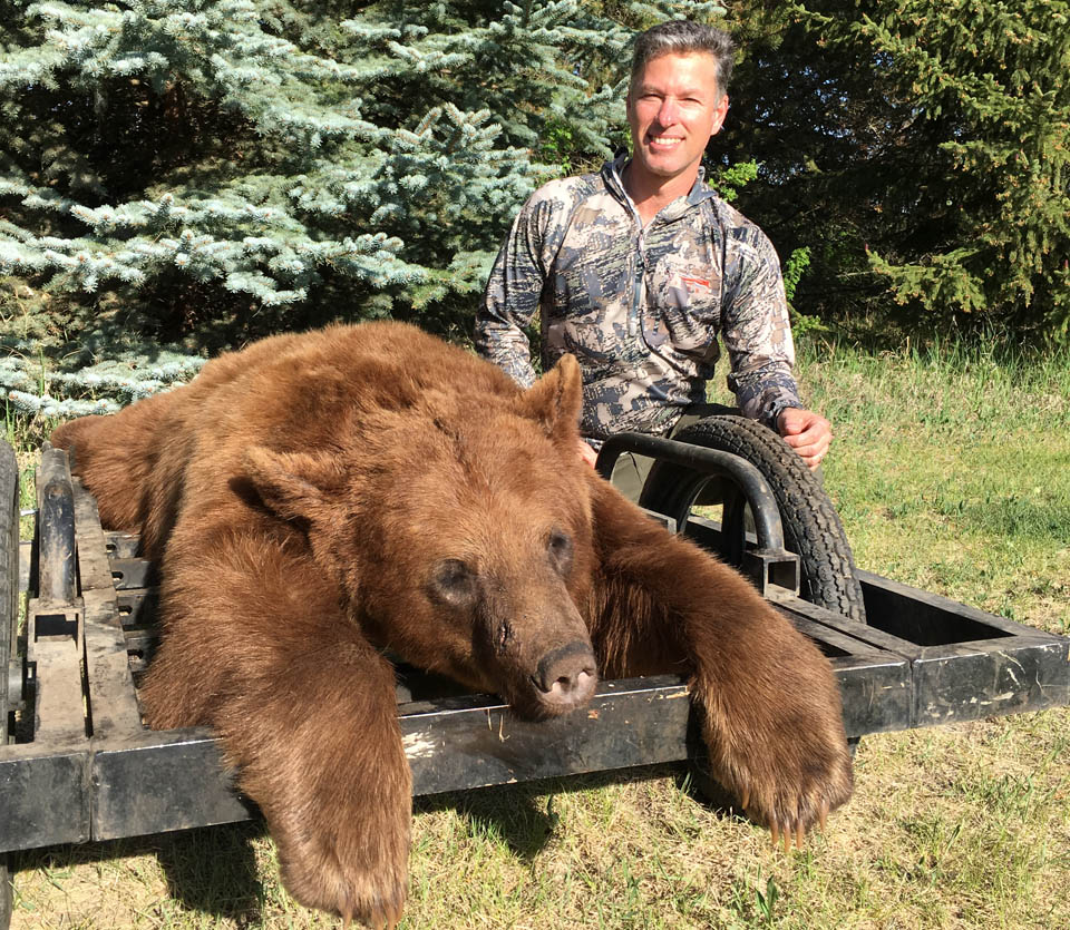 North Star Outfitting Black Bear Hunting Outfitters