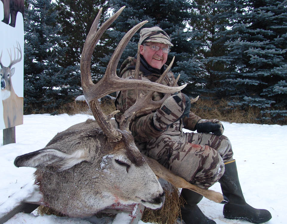 MULE DEER HUNTS – North Star Outfitting