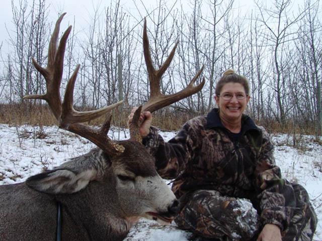 Alberta Mule Deer Hunts