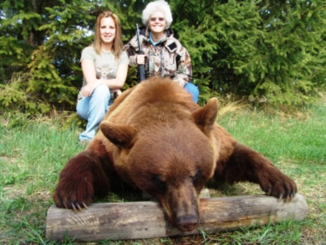 Alberta Canada Black Bear Hunting