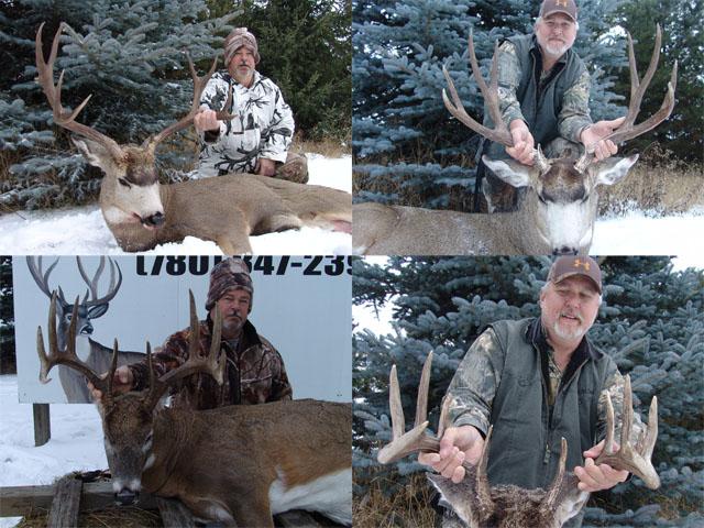 Deer Hunting Outfitters Alberta Canada