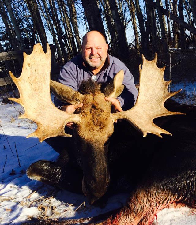Canada Moose Hunting