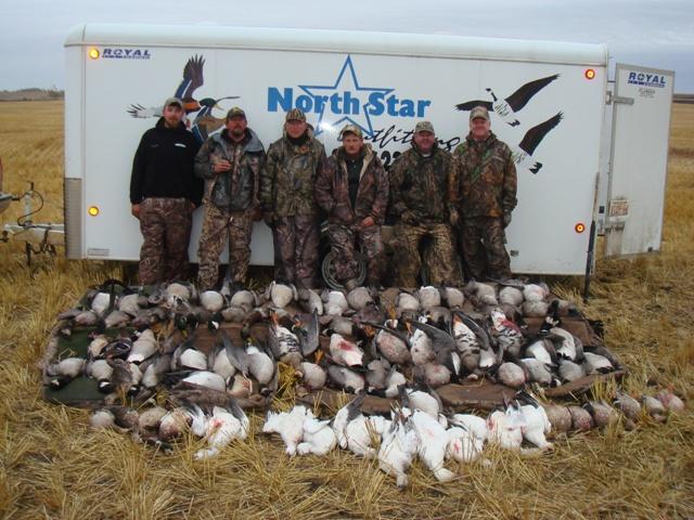 Duck & Goose Hunting Alberta